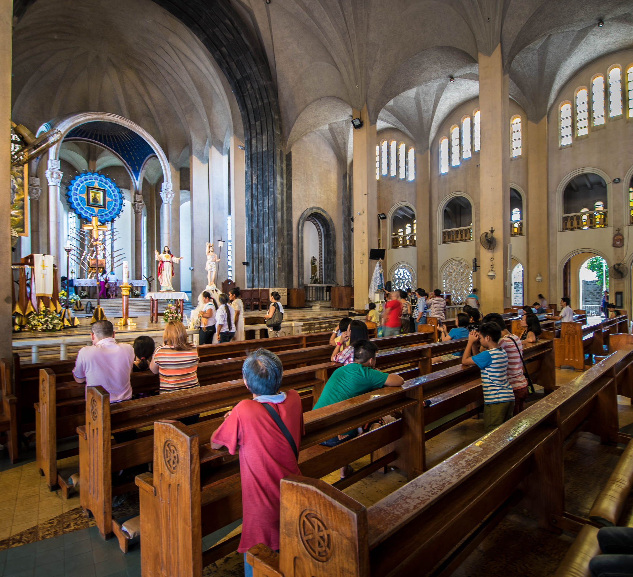 Does Religious Participation Contribute to Human Flourishing?