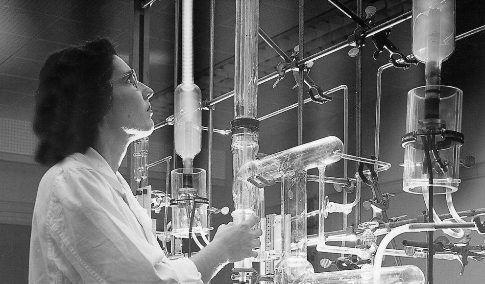 atomic lab experiment
