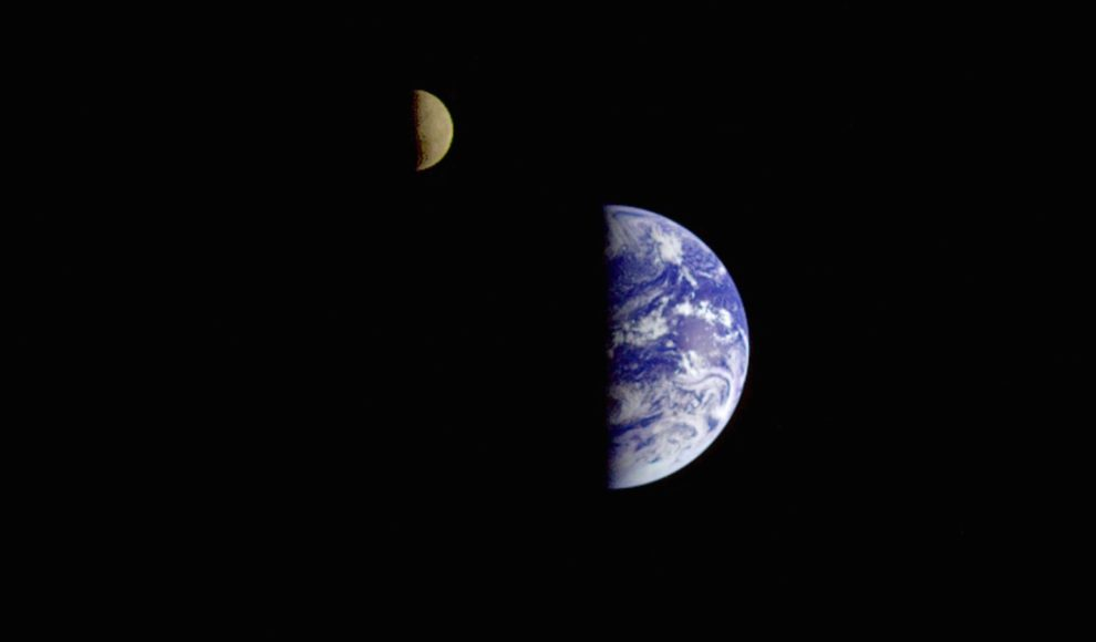 nasa (earth moon)
